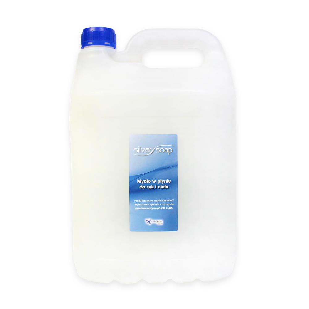 Mydło - Silver Soap