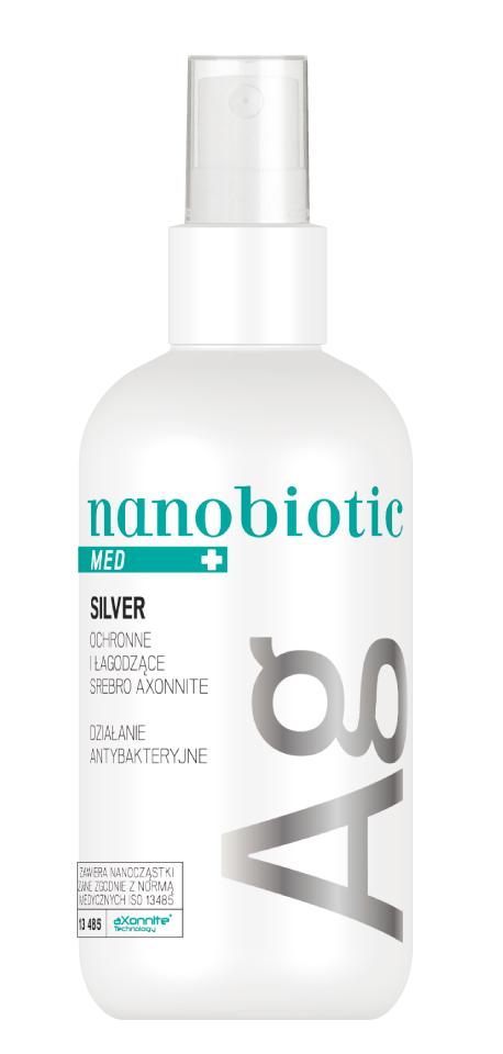 Nanobiotic Silver MED