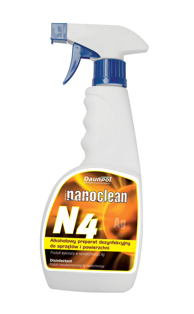 Nanoclean N4 spray