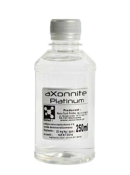 Platynowa Woda nano-TECH - aXonnite Platinum