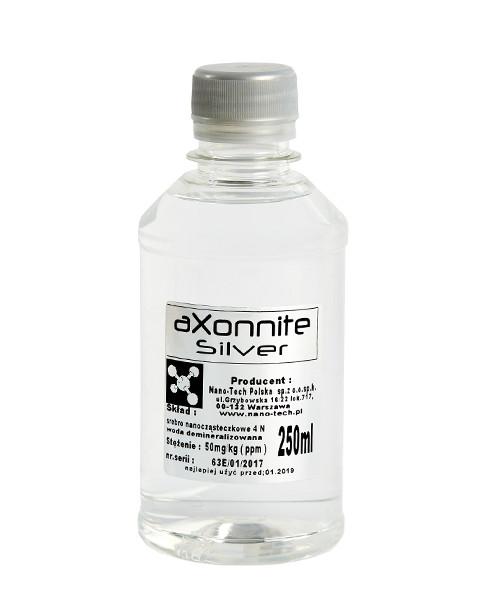 Srebrna Woda nano-TECH - aXonnite Silver