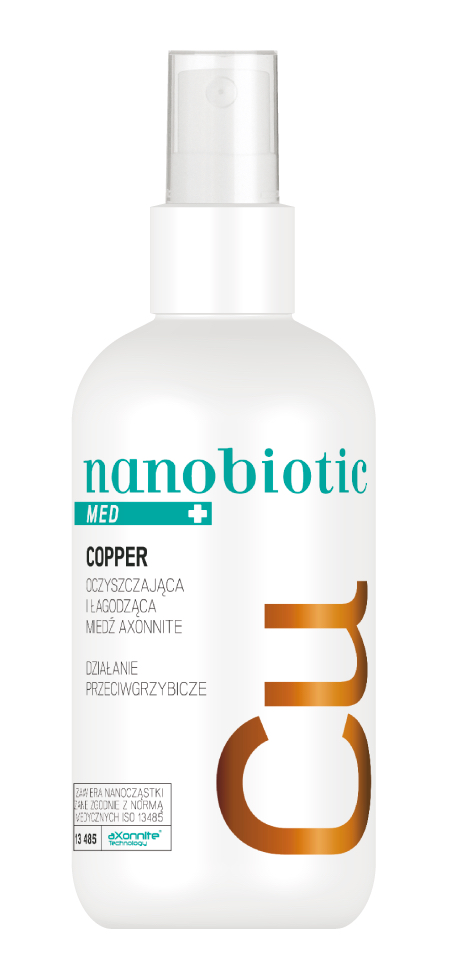 Nanobiotic Copper MED