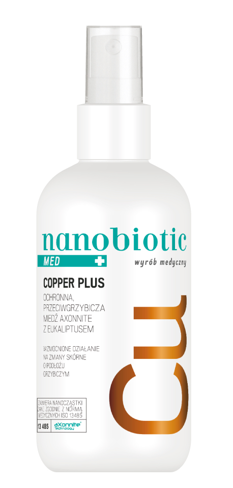 Nanobiotic Copper PLUS MED