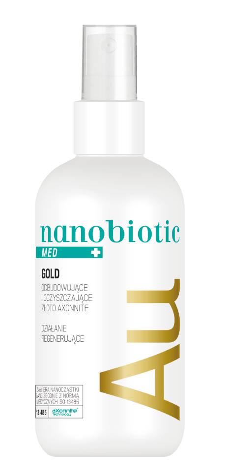 Nanobiotic Gold MED