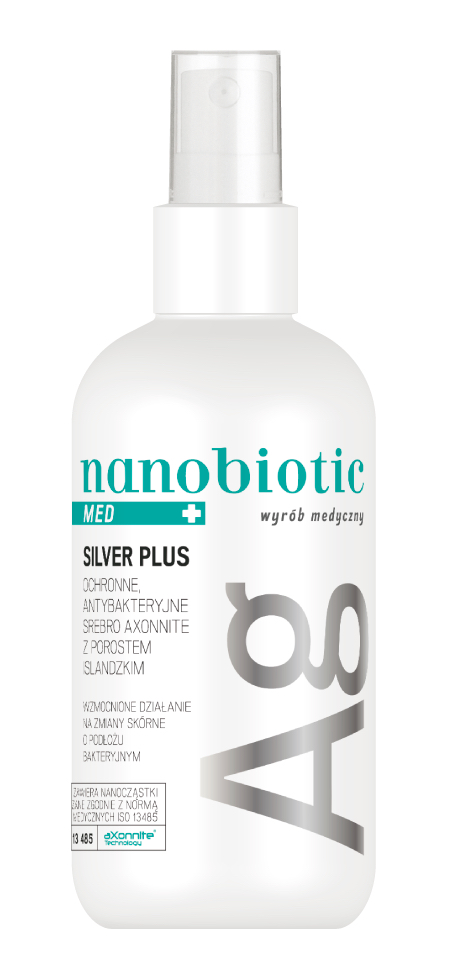 Nanobiotic Silver PLUS MED