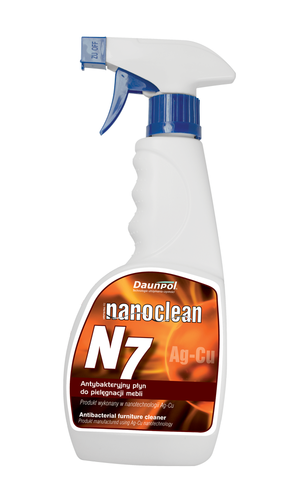 Nanoclean N7 spray